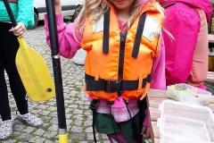 Vodácký výcvik - 5-8. 5. 2017